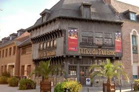 L'office de tourisme de valenciennes